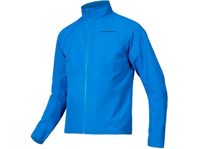 Endura Hummvee Lite II Wasserdichte Jacke Herren azure blue